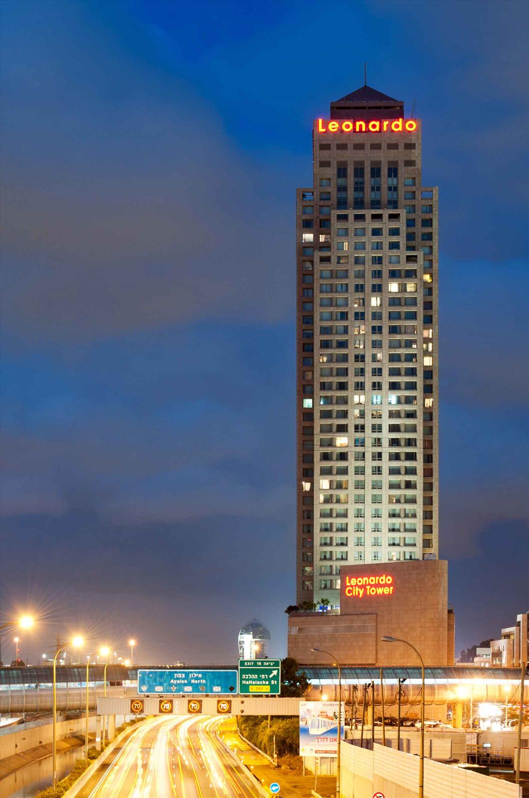 Leonardo City Tower